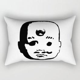 Baby Badger Rectangular Pillow