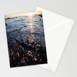 Rocky Water Stationery Cards