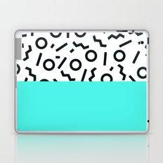 Memphis pattern 43 Laptop & iPad Skin
