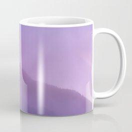 Morning Fog - Landscape Photography Coffee Mug