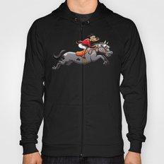 Olympic Equestrian Jumping Dog Hoody