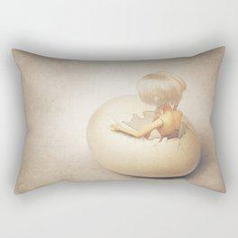 hatching  Rectangular Pillow