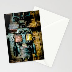 Contact .... Standby Stationery Cards