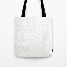 Swedish Folk Art - Subtle Tote Bag