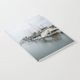 California Harbor Notebook
