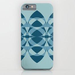 Surfboards in Aqua iPhone Case