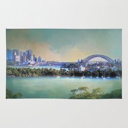 Sydney - The Harbour City Rug