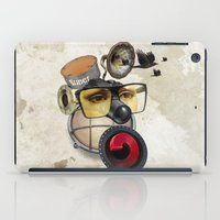 industrial iPad Cases featuring industrial existence by Vin Zzep
