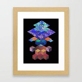 Paravairagya (supreme non-attachment)  Framed Art Print