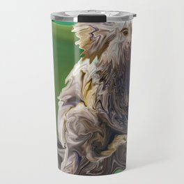 Melanie's Marmoset Travel Mug