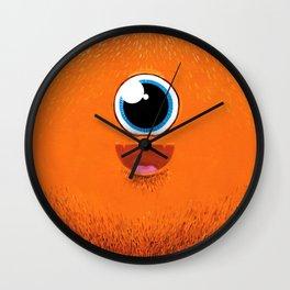 Eye Spy Wall Clock