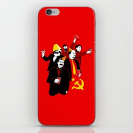 The Communist Party (variant) iPhone Skin