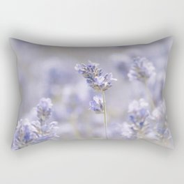 Sweet Lavender Rectangular Pillow