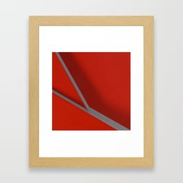 Partizioni Framed Art Print