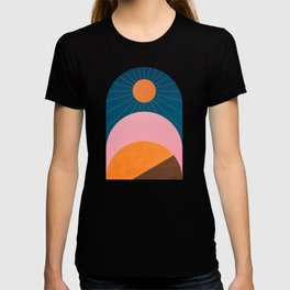 Abstraction_Sunshine_Minimalism_001 T-shirt