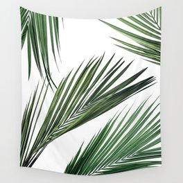 Palm Leaf Photography   Tropical Art   Summer   Wild Things Wall Tapestry