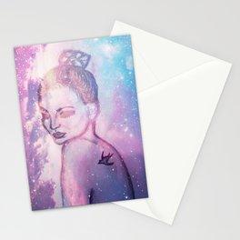 Secret Stars Stationery Cards