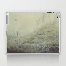 Into The Wolves' Den Laptop & iPad Skin