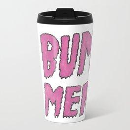 bummer pink Travel Mug