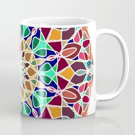 Mandala Indian decorative pattern. Coffee Mug