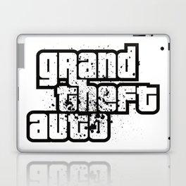 GTA - Nerdy Shirts Videogame Laptop & iPad Skin