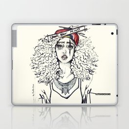 #STUKGIRL SKY Laptop & iPad Skin