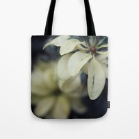 silent Tote Bags featuring Silent by BURNEDINTOMYHE∆RT♥