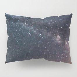 Milky Way Rising Pillow Sham
