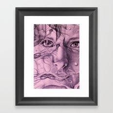 The Moment2 Framed Art Print