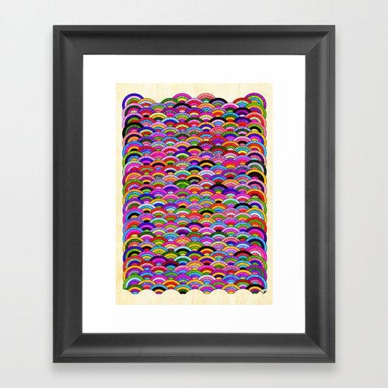 A Good Day Framed Art Print