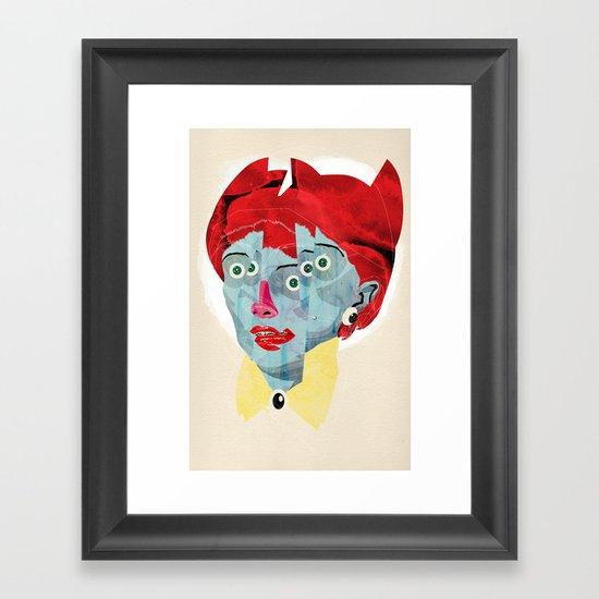 Untitled_04 Framed Art Print