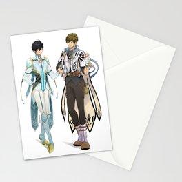 Tales of Iwatobi: Haru and Makoto (MakoHaru) Stationery Cards