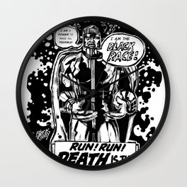 RUN! Wall Clock