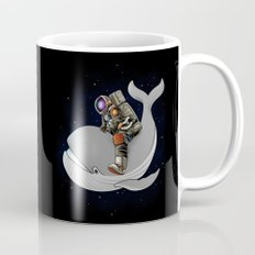 Above and beyond outer space Mug