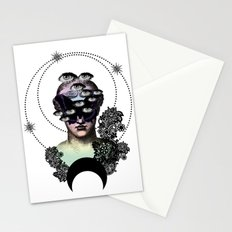 Persephone Opens Her Eyes (light version) Stationery Cards