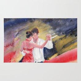 Love and Tango 2 Rug