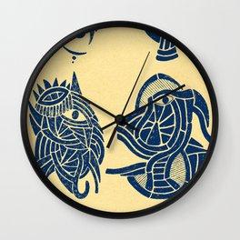 - miniatures - Wall Clock