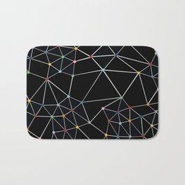 Seg with Color Spots Bath Mat