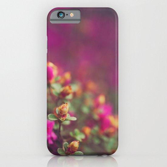 The Pink Orange iPhone & iPod Case