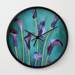 Eccentric Intimacy Wall Clock