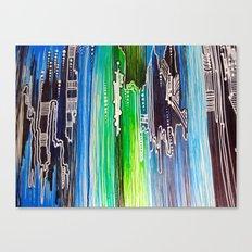 Vertical Canvas Print