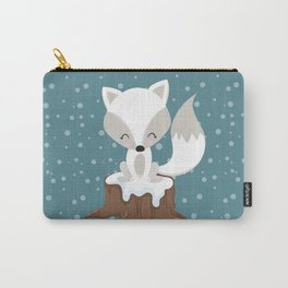 WINTERLAND FOX Carry-All Pouch