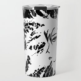 Sensitive look Travel Mug