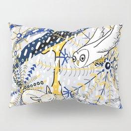 Winter Mod Limited Color Palette Pillow Sham