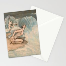 The Siren's Storm Stationery Cards