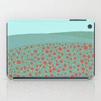 poppies iPad Cases featuring Poppies by Anita Ivancenko