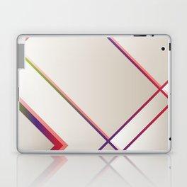 Rainbow Grids Laptop & iPad Skin