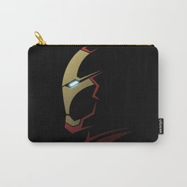 Iron man portrait Carry-All Pouch
