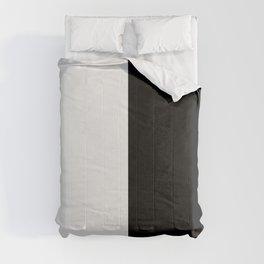 WHITE BLACK Comforters