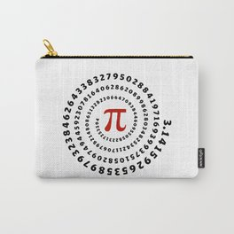 International pi day Carry-All Pouch